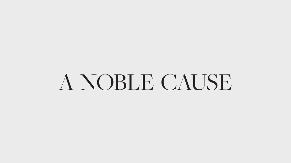 A Noble Cause